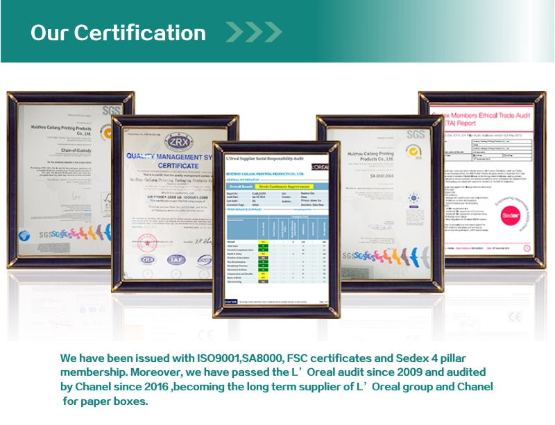 3 Certification