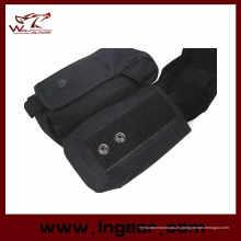 Molle táctico Clip doble Mag revista bolsa bolsa bolsa de Clip del cartucho para Usug 30 Rd Ak pistola