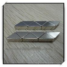N40 Спеченные блок неодимовый магнит для ветрогенератора