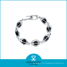 Nuevo brazalete de perlas de agua dulce diseñado para el día de San Valentín