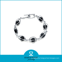 2016 New Designed Fashion Silver Pearl Jewelry Bracelet for Distribution