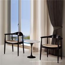 Mobilier d'habitation d'occasion La table ronde à chaise et tulipe (SP-CT368)