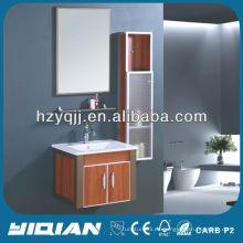 2012 cuartos de baño colgantes de la pared de la melamina del gabinete de la sala de estar del diseño del cuarto de baño caliente caliente de la venta