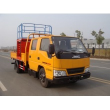 JMC 4x4 used scissor lift trucks for sale