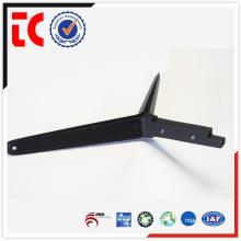 Boa qualidade de alumínio de precisão de fundição de fornecimento fornecedor 2015 Hot vendas Triângulo exibir stand para componentes domésticos