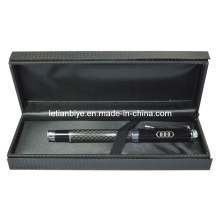 Superior Business Gift, Metal Carbon Fiber Pen with Box (LT-Y129)