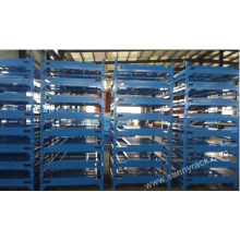 Powder Coated Pallet Box Used for The Racking