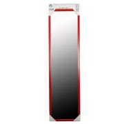 Röd låg kostnad över dörren spegel hårdvara ingår