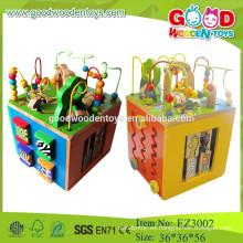 Labios de los laberintos de los granos juguetes de los laberintos de los niños juguetes educativos laberinto