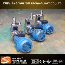 Pompe centrifuge anti-corrosive en acier inoxydable