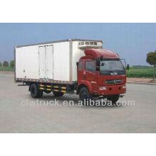 Dongfeng 8-12ton рефрижератор фургон с кузовом-холодильником в Зимбабве