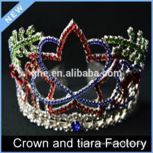 Princesa Star tiara coroa para meninas