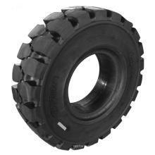 Neumático sólido de carretilla elevadora de alta calidad 8.25-15