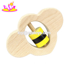 hottest wooden baby rattle W08K023