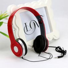 Auriculares estéreo de regalo para la promoción