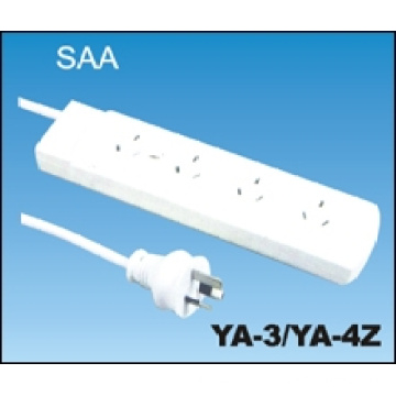 Vends carte 4way australienne de l'alimentation 6way, Powerstrip
