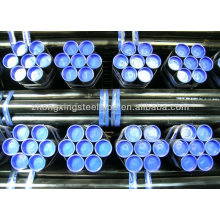 DIN steel pipes hot rolled SMLS pipe big od pipe carbon seamless
