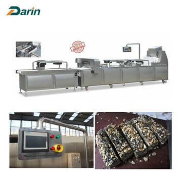 Seasame Bar Protein Bar Cutting Machinery