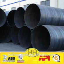galvanized spiral welded steel pipe