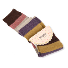 Fashionable 100% wool girl stocking