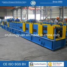 Pre Cut Z Purlin Panel Roll Forming Machine