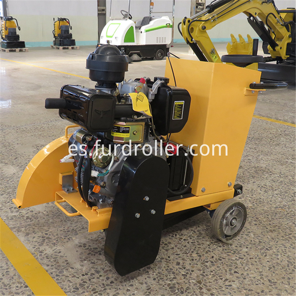 FQG-500C Concrete Cutting Machine