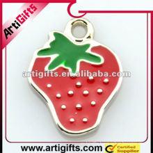 strawberry charms pendants jewelry