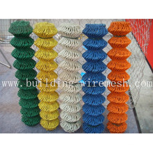 Venta caliente Chain Link Fence Diamond Mesh