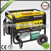 Gasoline Generator avr TNG6500AE 5.0kw