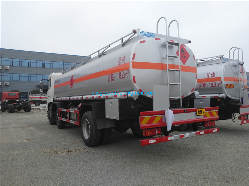Dongfeng Oil Truck 3
