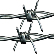 High Quality Low Price Hot Sale Real Factory Direct Theftproof Barbed Wire