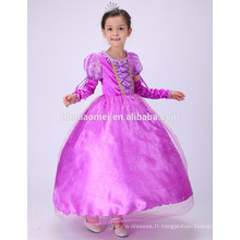 Party wear Sophia princesse robe cosplay robe de conception de princesse pour ba8by girl