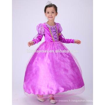Party wear Sophia princesse robe cosplay robe de conception de princesse pour ba8by girl