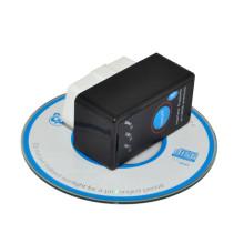 ELM327 Bluetooth con alimentación interruptor botón OBD2 Can Bus Scanner