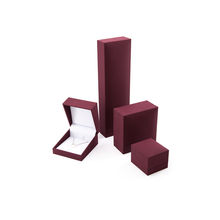 Hinge Jewelry Box With Slope Edge