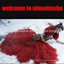 СЗ-285 Glamous дизайнер моды платье