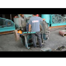 Petrochemical industry slurry pump