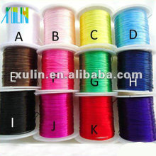Elastic cord in beads jewelry making ES29#