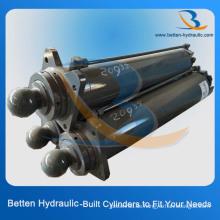 Hydraulische Auslegerzylinder für Kran