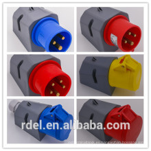 PM-01 TABLERO MONTADO EN PANEL DE PARED CEE 16A 32A IP44 IP67 CE