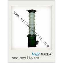 Transformateur de tension isolé au gaz série Jdqxf série Sf6