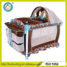 Großhandel Waren aus China 2015 neue Baby Laufstall zum Verkauf