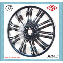 latest design durable competitive price 15 inch alloy wheels 4X100 chrome