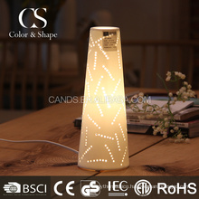 Elegant modern design ceramic desk lamp/table lamp kits