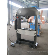HP Series Auto Hydraulic Press for Scutcheon and Signs Stamping and Molding (HP-63)