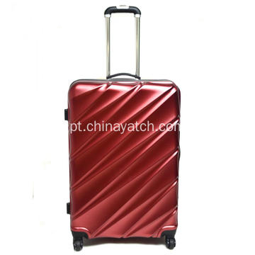 PET Spinner Wheatled Trolley Case