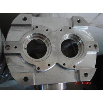 Stahllegierung Getriebe Gehäuse mit CNC-Bearbeitung