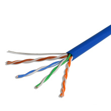 UTP Cat5e LSZH Câble à paire torsadée pour LAN haut débit Internet