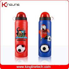 Plastic Sport Water Bottle, Plastic Sport Bottle, 750ml Sports Water Bottle (KL-6743)