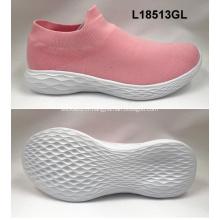 Lady chaussettes de sport chaussures